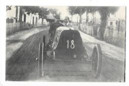 Circuit D'Auvergne - La Coupe GORDON-BENETT 1905  - TRACY (Locomobile) Amérique  -  L 1 - France