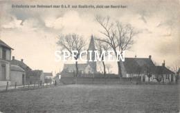 Gedenkenis Van Bedevaart Naar OLV Van Meetkerke, Zicht Van Noord-kant - Zuienkerke