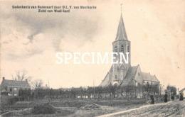 Gedenkenis Van Bedevaart Naar OLV Van Meetkerke, Zicht Van West-kant - Zuienkerke
