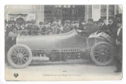 Circuit D'Auvergne - La Coupe GORDON-BENETT 1905  - Villemain Sur Sa Bayard-Clément -  L 1 - France