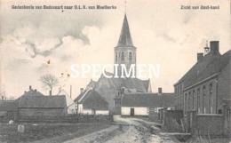 Gedenkenis Van Bedevaart Naar OLV Van Meetkerke, Zicht Van Oost-kant - Zuienkerke