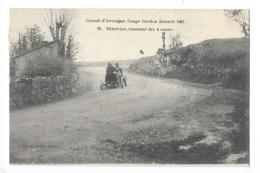 Circuit D'Auvergne - La Coupe GORDON-BENETT 1905  - Nébouzat, Tournant Des 4 Routes -  L 1 - France