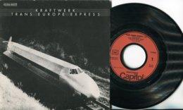 Kraftwerk - 45t Vinyle - Trans Europe Express - Collector's Editions