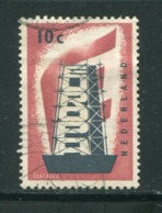 PAYS-BAS- Y&T N°659- Oblitéré (Europa) - Europa-CEPT