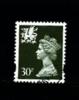 GREAT BRITAIN - 1993  WALES  30p. 2B  FINE USED  SG W75 - Regionali