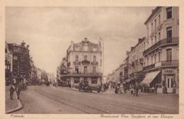 Ostende Boulevard Van Iseghem Et Rue Longue - Oostende