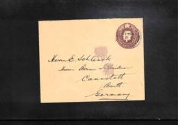 Great Britain Interesting Letter Postal Stationery - 1902-1951 (Könige)
