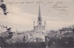 Nivelles Panorama Circulée En 1905 - Nivelles