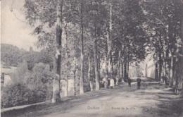 Durbuy Entrée De La Ville Circulée En 1907 - Durbuy