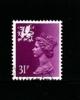 GREAT BRITAIN - 1984  WALES  31p. PCP  FINE USED  SG W65 - Regionali