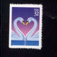 857749096 SCOTT 3123 POSTFRIS MINT NEVER HINGED EINWANDFREI (XX) -  SWANS BIRDS LEFT SIDE IMPERFORATED - Neufs