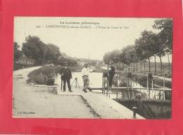 CPA - La Lorraine Pittoresque  -  Laneuveville Devant Nancy - L'Ecluse Du Canal De L'Est - Other Municipalities