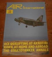 Air International. Volume 18. N°5. Novembre 1980. - Transports