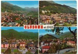 CLUSONE Mt. 648 - Vedute - Altre Città