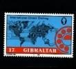 GIBRALTAR - 1982  INTERNATIONAL DIRECT DIALING  MINT NH - Gibilterra