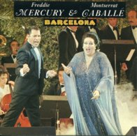 Freddie Mercury & Montserrat Caballé - 45t Vinyle - Barcelona - Collector's Editions