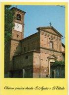 MORANSENGO (AT) - Chiesa Parrocchiale S. Agata E S. Vitale - Altre Città