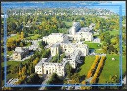ONU: Intero, Stationery, Entier, Palazzo Delle Nazioni Ginevra, Palace Of Nations Geneva, Palais Des Nations Genève - Autres