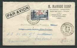 REUNION-CFA, N°301 Sur L. Par Avion, TB - Réunion (1852-1975)