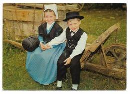 """85 """"Le Quadrille Vendéen"""" Fontenay-le-Comte - Folklore De France - (Enfants En Costume) - Fontenay Le Comte"""