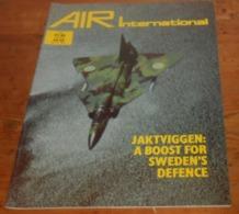Air International. Volume 19. N°1. Juillet 1980. - Transports
