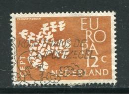 PAYS-BAS- Y&T N°738- Oblitéré (Europa) - Europa-CEPT