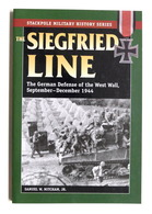 WWII - W. Mitcham - Siegfried Line - The German Defense Of The West Wall - 2009 - Libros, Revistas, Cómics