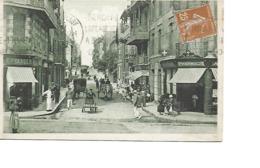 62 BERCK PLAGE Cpa Rue De La Mer 68 LL - Berck