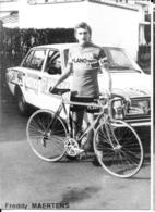CP.....CYCLISME. FREDDY MAERTENS....TBE...SCAN... - Cyclisme