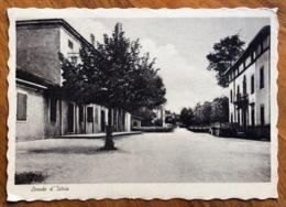 LEVADE D'ISTRIA   CARTOLINA  PER TRIESTE  CON ANNULLO  : LEVADE *POLA *3/10/1942 - Italien