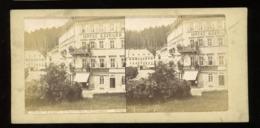 Stereoview  - Marienbad Allemagne Austria (Czech Republic) - Visionneuses Stéréoscopiques