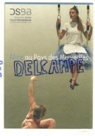 Publicité. Alice Au Pays Des Merveilles. Brussels Ballet. Carte Boomerang - Danse