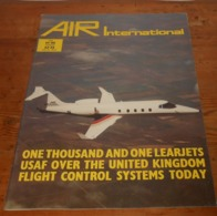 Air International. Volume 18. N°5. Mai 1980. - Transports