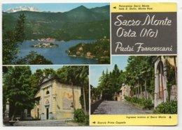 Sacro Monte Orta (No) - Padri Francescani - Vedute - Altre Città