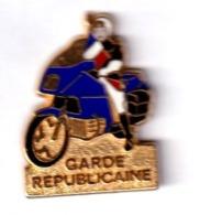 GENDARMERIE GARDE REPUBLICAINE MOTORIISEE (DELSART) - Police
