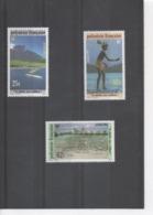 POLYNESIE Française - Pêche - Poissons - La Pêche Aux Cailloux : Cercle De Pirogues, Lancement De Cailloux, Harponnage - Polynésie Française