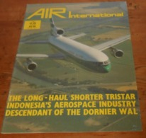 Air International. Volume 18. N°4. Avril 1980. - Transportation