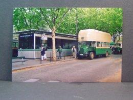 Autobus Renault TN4F Porte De Saint Cloud En Août 2003 - Automobiles