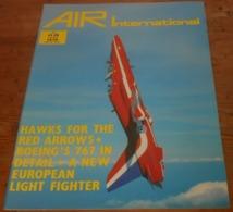 Air International. Volume 18. N°2. Février 1980. - Transportation