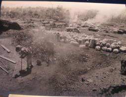 Photo Cameroun. Talisco Fabrication Du Charbon De Bois  Photo Vivant Univers 2000 - Afrique