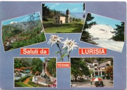 Saluti Da LURISIA TERME - Vedute - Altre Città