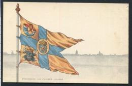 Holland  - Kaart Vlag , Prinses Juliana Der Nederlanden- NOT  Used - See The 2 Scans For Condition. ( Originalscan !! ) - Familias Reales