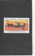 """POLYNESIE Française - Paul GAUGUIN : """"Aux Oranges De Tahiti"""" - 100 Ans De L'arrivée De GAUGUIN - Peinture - Art - - Impressionisme"""