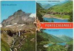 PONTECHIANALE - VISO DI VALLANTA - FRAZ. MADDALENA - FRAZ. CASTELLO - Vedute - Altre Città