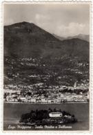 LAGO MAGGIORE - ISOLA MADRE E PALLANZA - VERBANIA - 1958 - Verbania