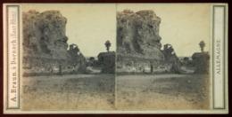 Stereoview  - Treves - Ruines GERMANY - Stereoscopi