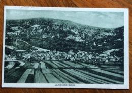 LANISCHIE ( ISTRIA ) CARTOLINA PER S.BENEDETTO FORLI' CON ANNULLO : LANISCHIE MONTEAQUILA * POLA * 19/12/33 - Italien