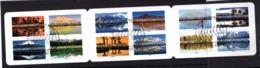 FRANCE Yvert Carnet BC1360 Paysages Reflets Du Monde Avec Oblitération 1er Jour - Carnets