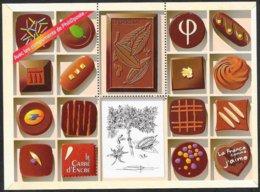 Francia/France. Cioccolato, Chocolate, Chocolat - Vignetten (Erinnophilie)