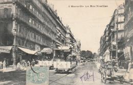 MARSEILLE - 13 - La Rue Noailles. - Canebière, Centro Città